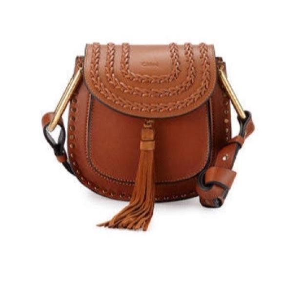 5ac022de83c Chloe Bags | Chlo New Mini Hudson Shoulder Bag Authentic | Poshmark